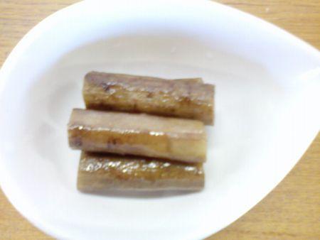 ゴボーノ丸煮甘辛煮