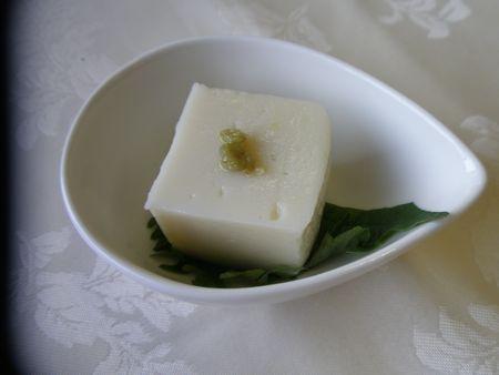 長いもも豆腐