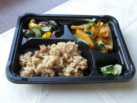 玄米食教室メニュー