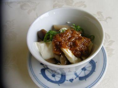 湯豆腐醤油麹味