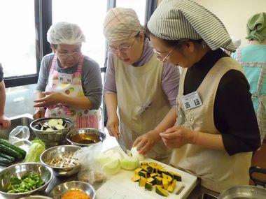 2012-05-28塩麹クッキング! (14)