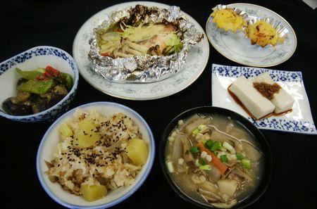 シニアのための料理教室