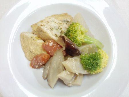 根菜の甘酒煮