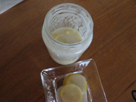 塩麹レモン