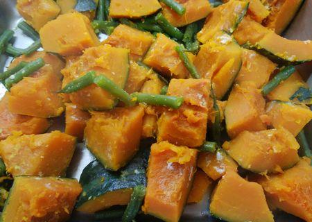 かぼちゃの塩麹蒸し煮.3