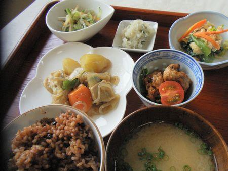 高野豆腐の肉じゃが風3月22日