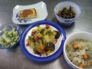 瀬戸公民館料理