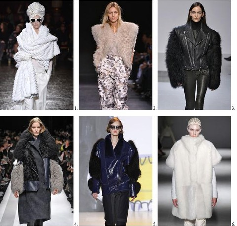 AUTUMN/WINTER 2014-15  Paris Trend 5 – Exaggerated Proportions