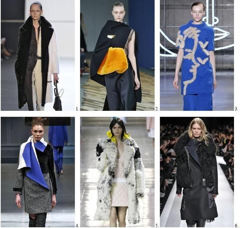AUTUMN/WINTER 2014-15 Paris Trend 4 – Modernist Looks