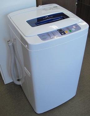 ハイアール・中古洗濯機