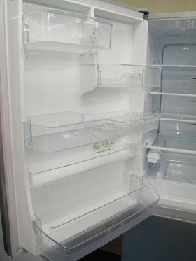 左開き扉・冷蔵庫