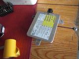 モビリオヘッドライト修理 (3)
