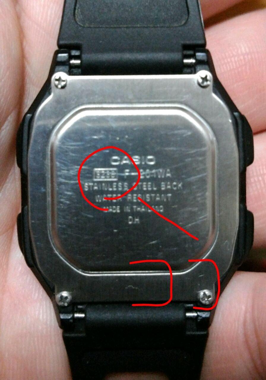 時計 説明 書 取扱 カシオ