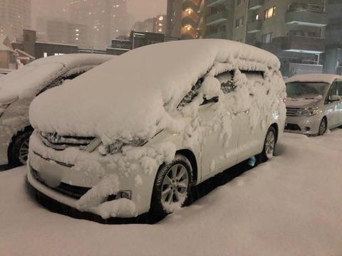 180122_雪かき_1