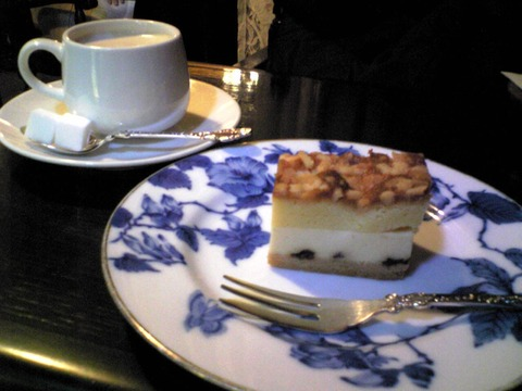 喫茶フランソア:①ケーキセット1000円全景100501
