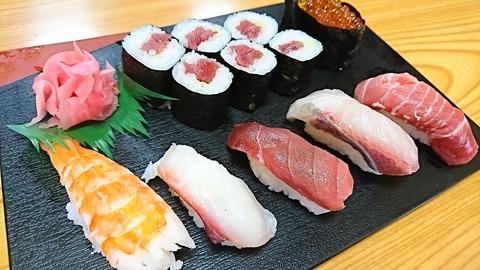 日本海:①上寿司980円180616