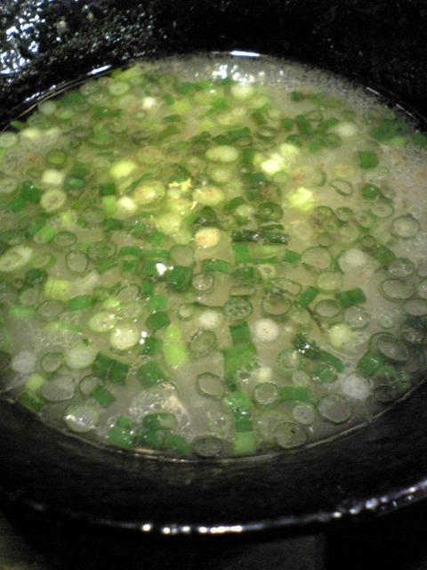 アジアン本舗餃子:⑫炒飯に付くスープ拡100906
