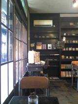 カフェこぐま:店②入口付近100905