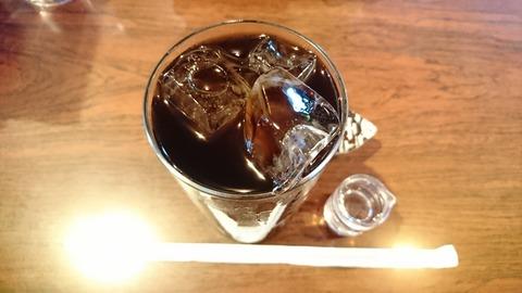 ブラジル:②アイスコーヒー350円171211