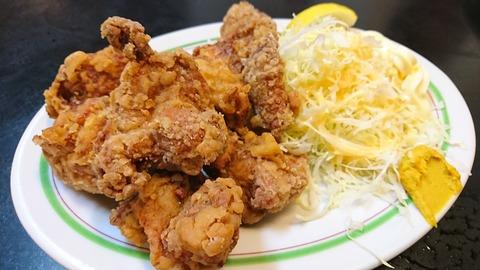 ピリカ:①鶏のからあげ650円170531