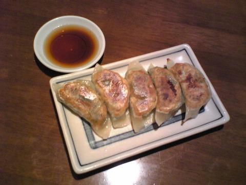 好味園:?焼き餃子450全100612
