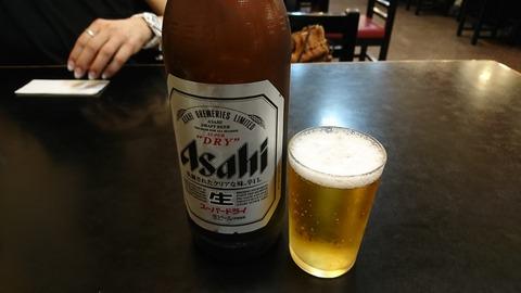 ピリカ:②大瓶ビール570円170809