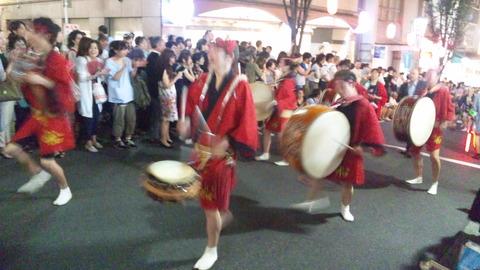 神楽坂阿波踊り83寳船160729