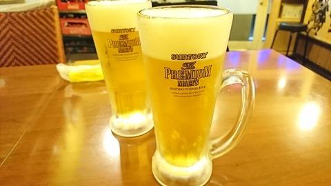 シータラ:②生ビール480円191009