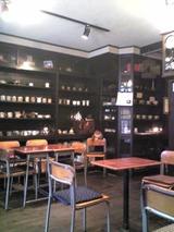 カフェこぐま:店③店内の様子100905