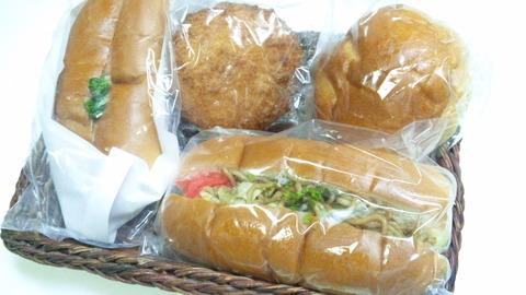 堀口:①パン4種包装姿151023
