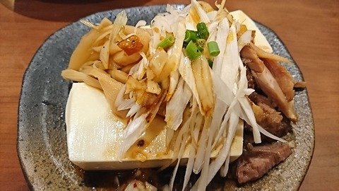 竹:③中華豆腐310円190920
