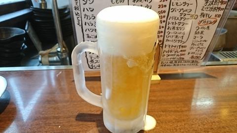 さと村:②生ビール500円191122