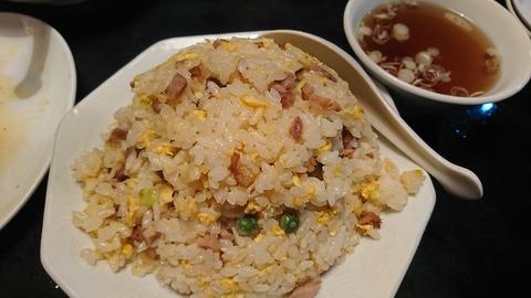 鳳来:①炒飯680大盛150円170919