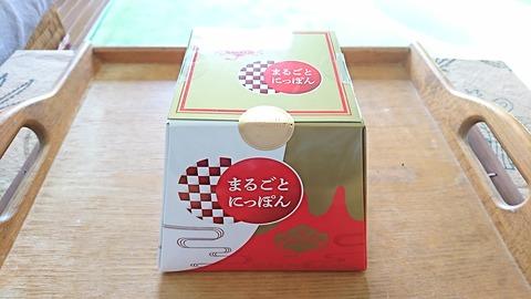 限定富士山バウムバニラ:①1200円箱姿170129