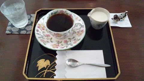 時のわすれもの:①コーヒー430円全景111014