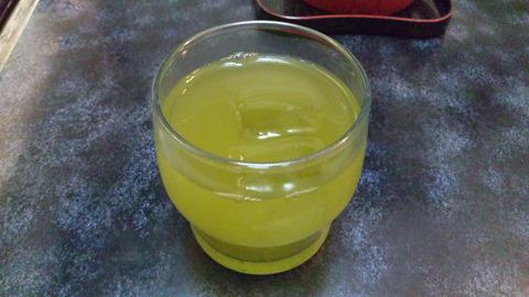 みつばち:③美味しい冷し緑茶110918
