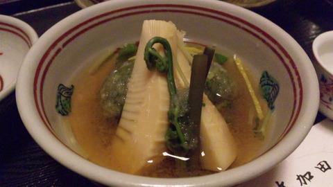 割烹奈加多:⑧6000円コース煮物110419