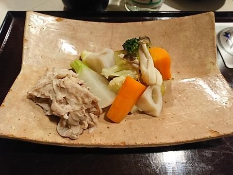 季京:①温野菜170117