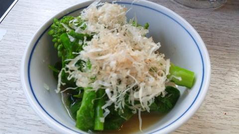 大統領:⑨菜の花ノカラシアエ350円140322