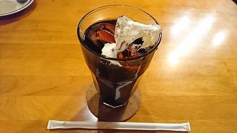 ルミエール:①アイスコーヒー400円170227