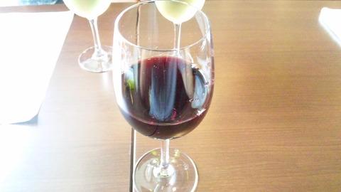 バール浅草雷門:①赤ワイン600円130817