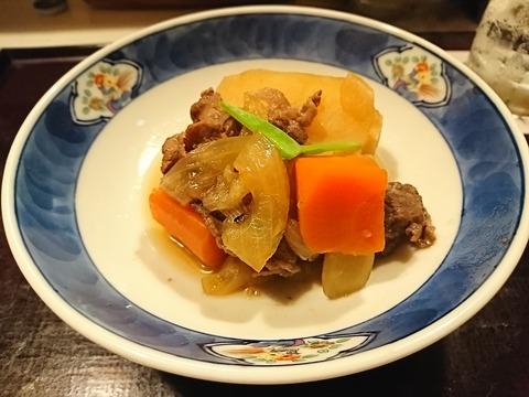 季京:①肉じゃが170127