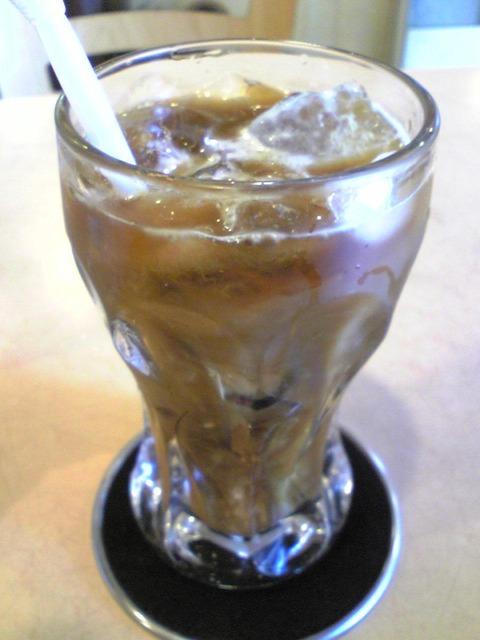 舞い鶴:?アイスコーヒー拡大100805
