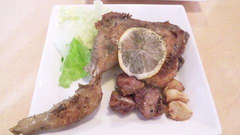 たけ:①錦爽鶏のコンフィ1180円161224