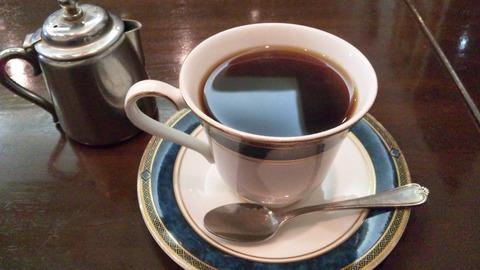 ころろ:②Rブレンドコーヒー480円141025