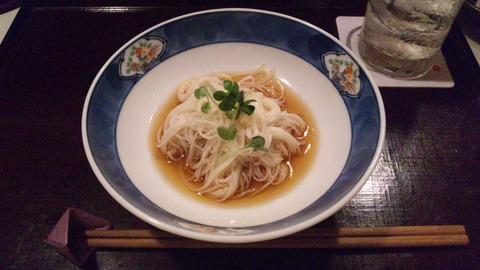 季京:①おまかせ4800食事160601