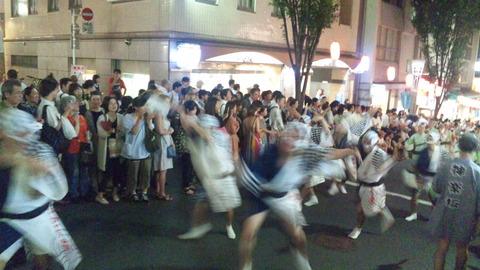 神楽坂阿波踊り52鳳連160729
