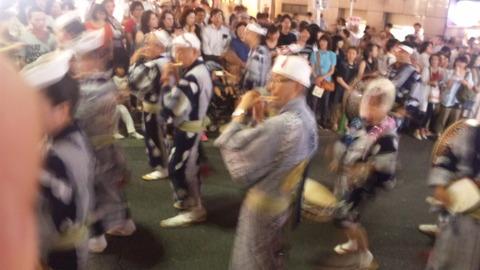 神楽坂阿波踊り21神楽坂連160729