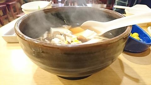 えんぱち:⑤きのこ豆腐500横景171202