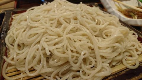 奈可川:⑨新蕎麦せいろ171211
